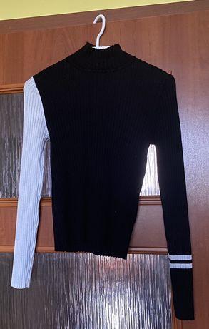 sweterek półgolf