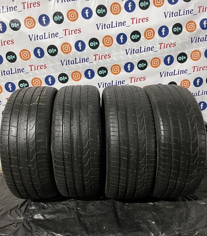 285/45/21 pirelli pzero