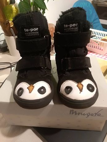 Buty zimowe Mrugała r. 25