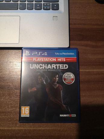 PS4 Uncharted: Zaginione Dziedzictwo