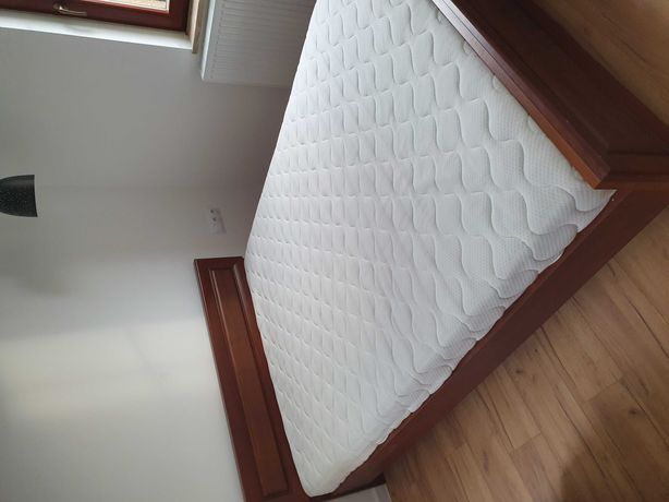 Łóżko z komodą firmy black red white