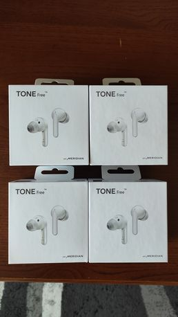 Słuchawki LG Tone Free FN4 Nowe