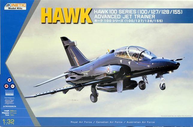 Kinetic Hawk 100 Series 1:32 kit modelismo