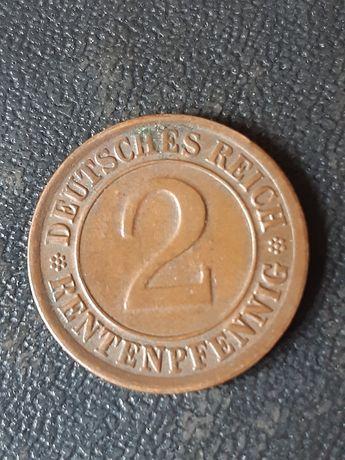 2 пфенниг 1924 года