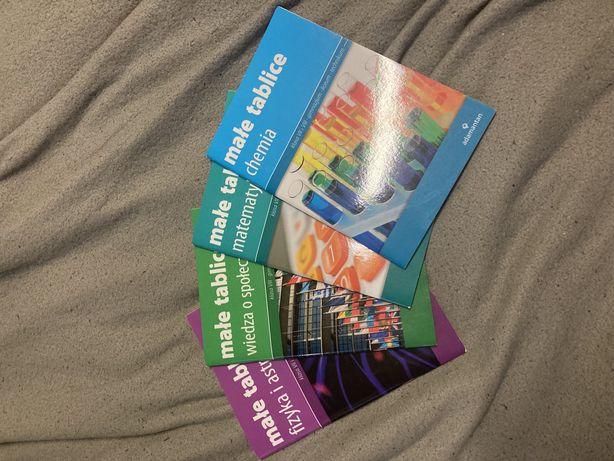 małe tablice, ksiazki naukowe