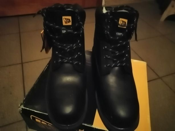 Sprzedam buty robocze JCB
