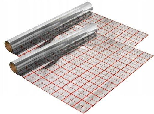 Folia Strotex Hotfloor pod ogrzewanie podłogowe 100g/m2 1mx50m=50m2