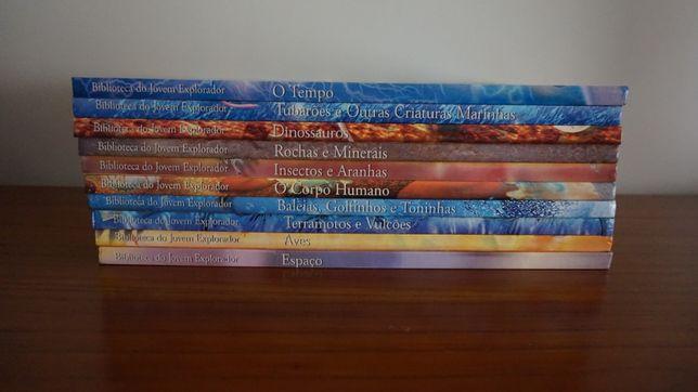 Livros Biblioteca do Jovem Explorador - Circulo de Leitores