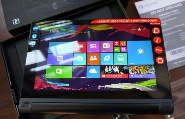 Планшет Lenovo Yoga tablet 2. Лицензия Windows 8. Отличное состояние
