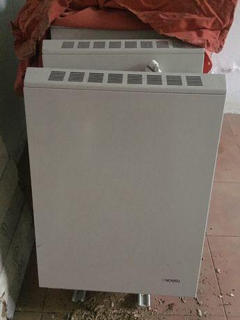 Aquecedores elétricos de parede