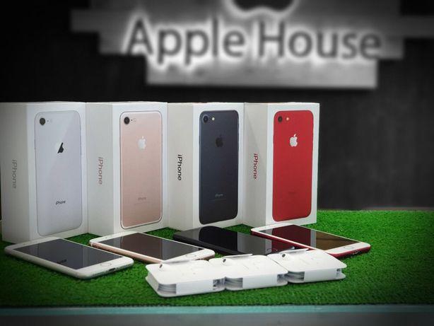 Iphone 7 32 128 все цвета NEVERLOCK гарантия 3 месяца original идеалы