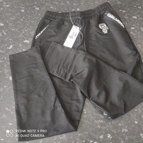 Spodnie dresowe męskie KARL