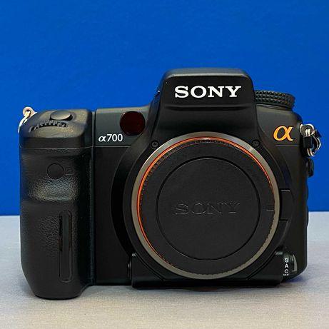 Sony Alpha A700 (Corpo) - 12.2MP