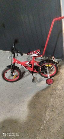 Rower czerwony 12