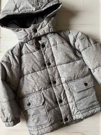 Продам детский зимний комбинезон Gap Гэп куртку штаны на флисе