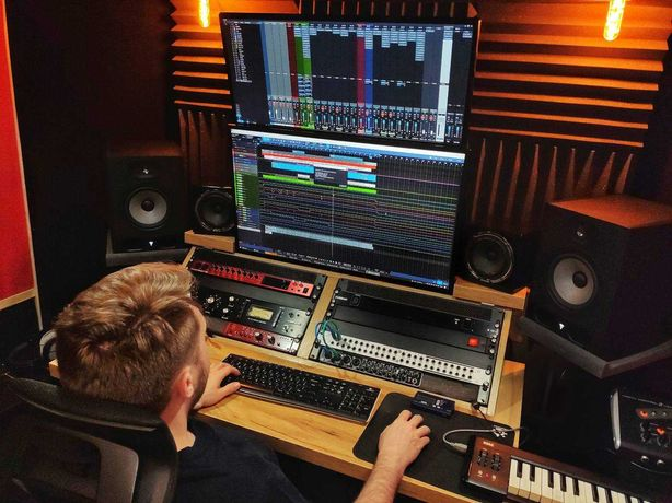 Mix i Mastering / Edycja Audio / Studio Nagrań / Produkcja Muzyczna