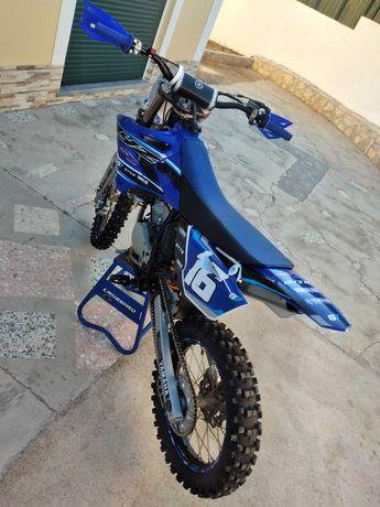 Yamaha yz 85 estimada