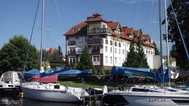 Mazury, Węgorzewo,mieszkanie, apartament z widokiem na wodę