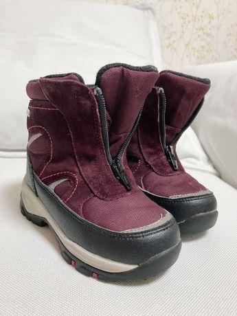 Ботинки Reimatec Vainio Лиловые 24 размер