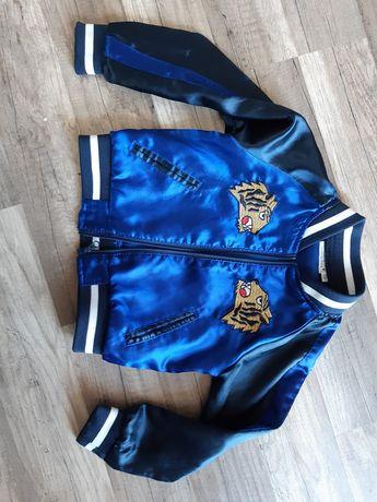 Bomberka bluza chłopiec z KappAhl r86/92
