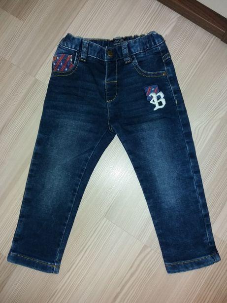 Spodnie jeansy chłopięce Mayoral 86