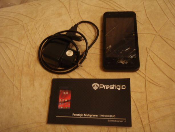 Смартфон Prestigio PAP4040 DUO