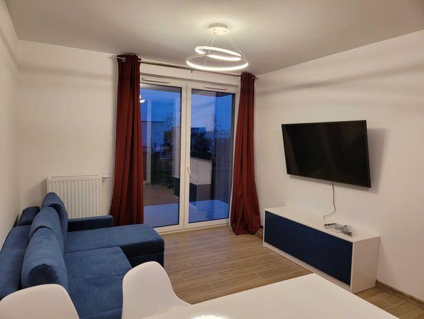 Bezpośrednio 2 pokoje + ogród, nowe,w apartamentowcu, Bródno/Białołęka