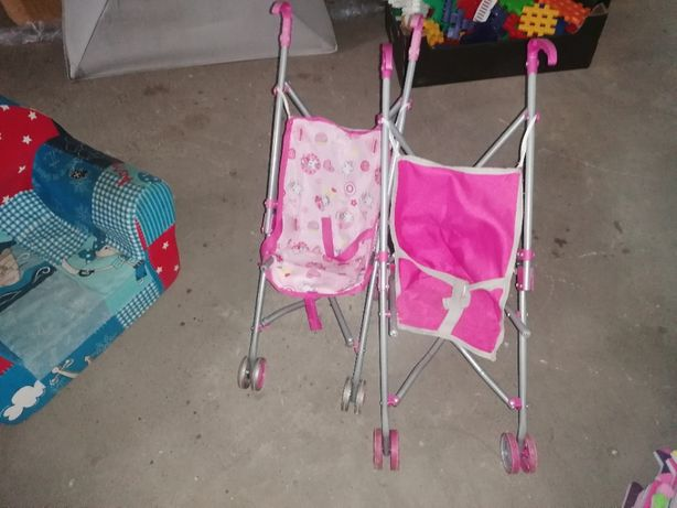 wózeczki dla lalek