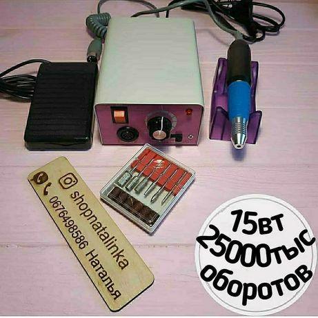 Профессиональный фрезер для маникюра и педикюра Lina MM-2500.