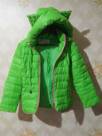 Курточка демісезонна на дівчинку