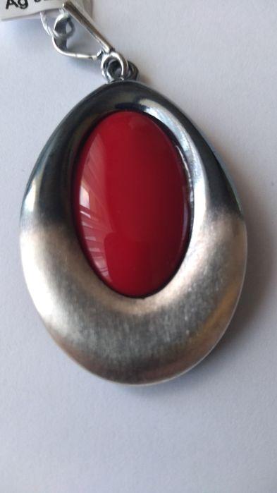 Komplet biżuterii 925 z kwarcem. Lublin - image 1