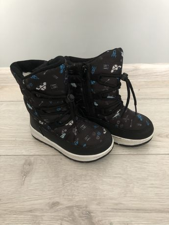 Ботинки зимние дутики