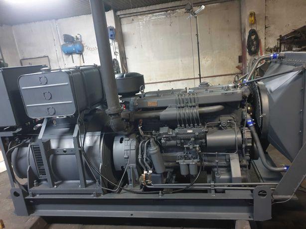 Agregat prądotwórczy, Leyland sw680, 100 kW, 125 kVa, generator