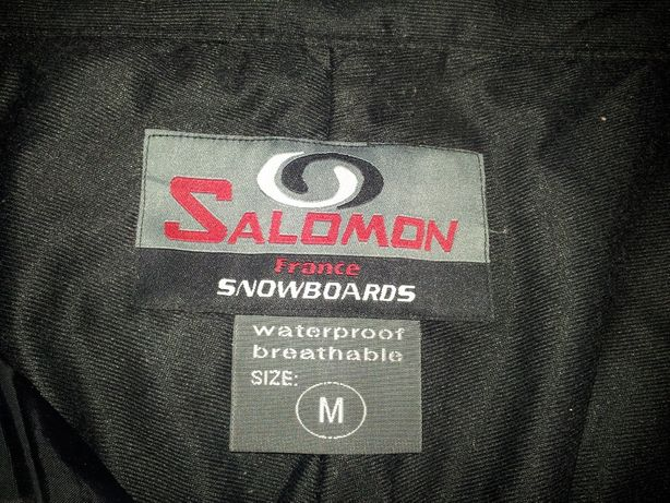 тёплый штаны сноуборды SALOMON оригинал размер 48