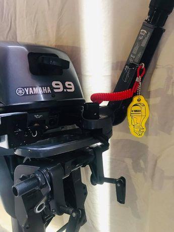 Продам мотор Yamaha F 9.9 (L) 2015 года