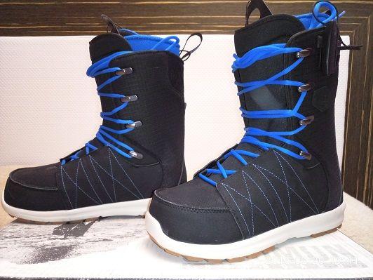 Сноубордические ботинки Salomon Launch (8US/42EU)