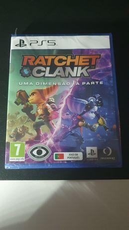 Ratchet & Clank PS5 (NOVO)