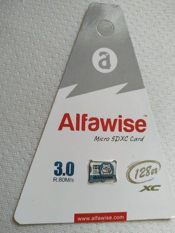 Karta micro sdxc 128 GB 80 M/s 3.0