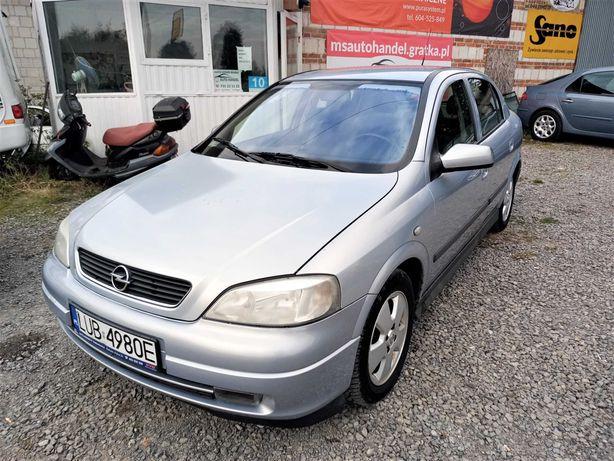 Opel Astra G II 1.7 DTI klimatyzacja sprawna, dodatkowe opony zimowe