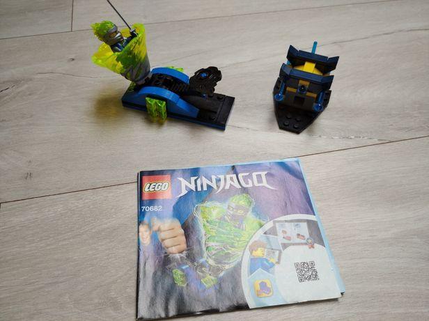 Lego Ninjago Potęga Spinjitzu Jay 70682