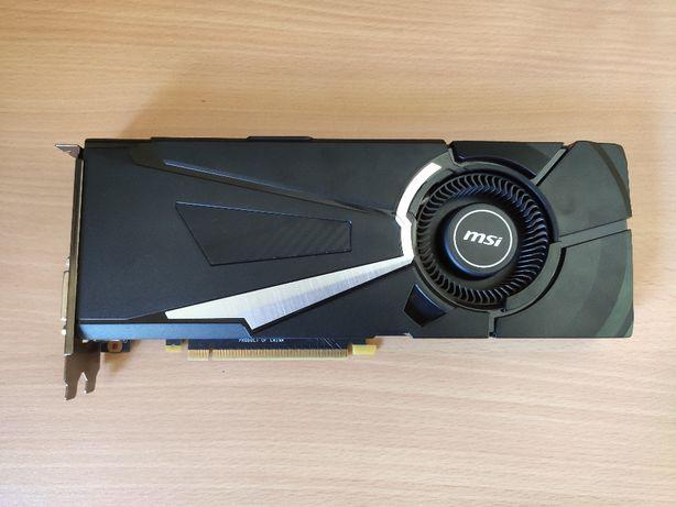 MSI GeForce GTX 1070ti Aero