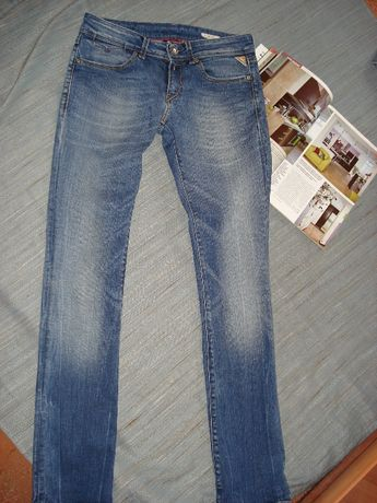 Мега крутые джинсы replay размер 8-10 оригинал!