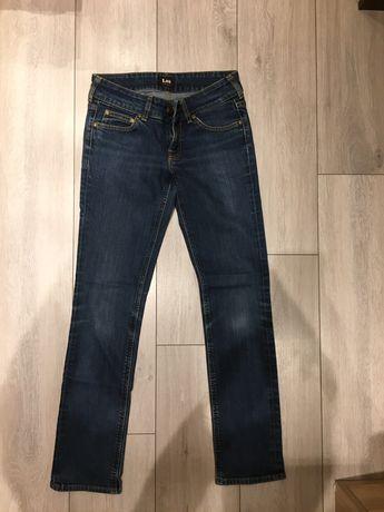 Spodnie (Jeansy) damskie LEE