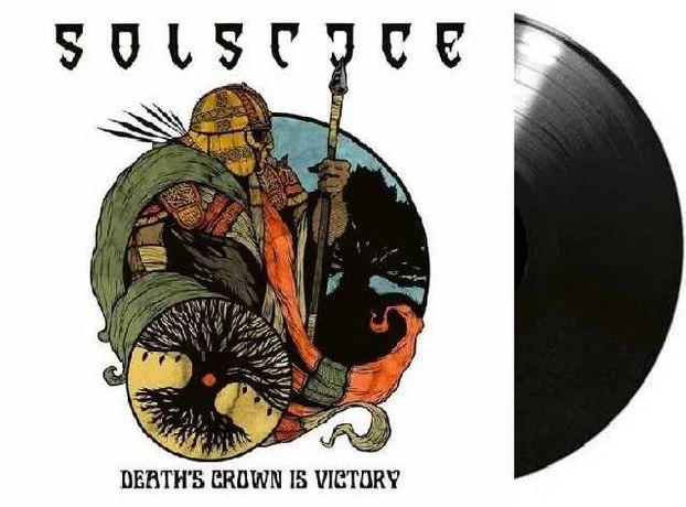 Solstice - Death's Crown is Victory LP