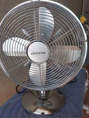 Вентилятор настольний  VOLTENO 25 см, 32 Вт