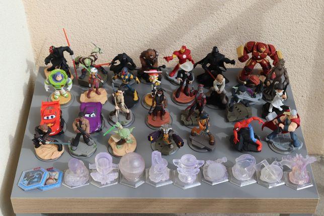 Disney Infinity figurki zestawy 1.0 2.0 3.0 ps3 ps4