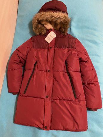 Куртка для хлопчика, дитяча, зимова Zara 11-12 років ріст 152