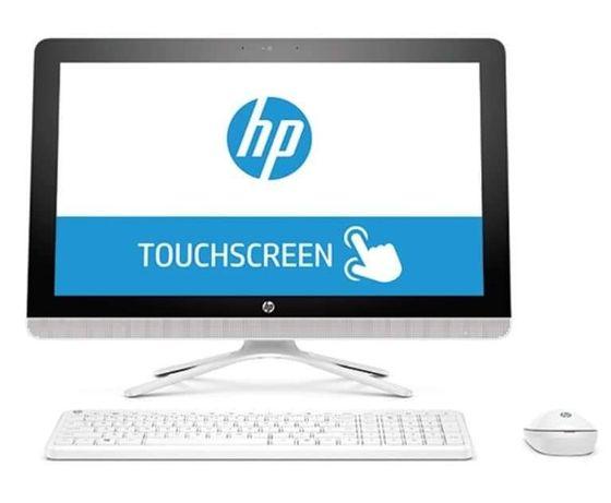 Computador HP - Touch-screen