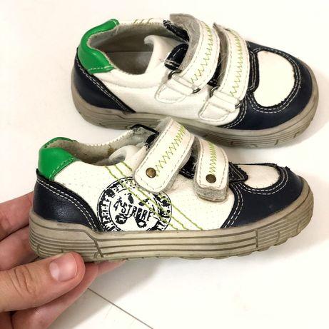 Кроссовки на липучках, кеды, туфли Солнце 21 размер