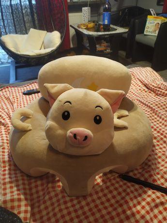 Siedzisko świnka dla niemowlaka